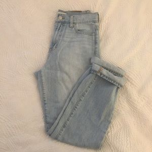 Madewell Perfect Summer/Vintage Jean